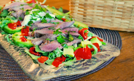Carne Asada Salad Recipe