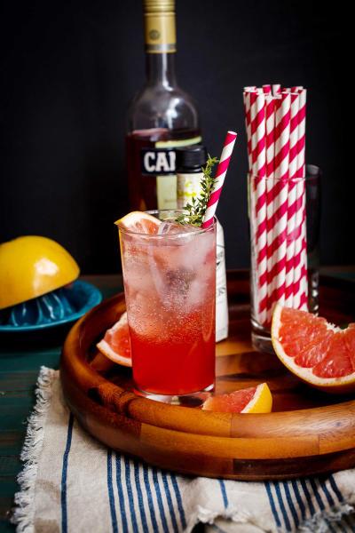 Blushing Grapefruit Collins Pic