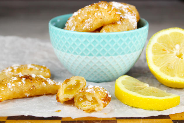 Fried Lemon Hand Pies Photo