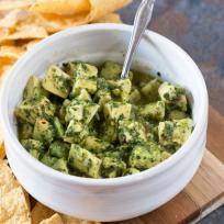 Spicy Avocado Chimichurri Salsa Recipe