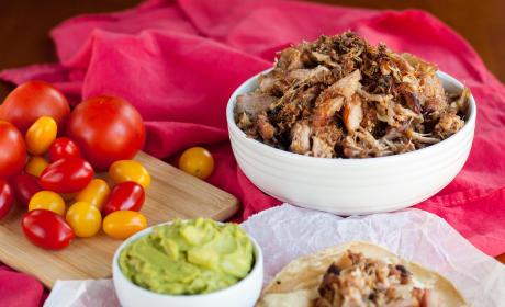 Gluten Free Crispy Carnitas