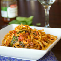Sun-Dried Tomato Pasta Recipe