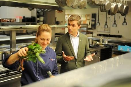 Top Chef Scene