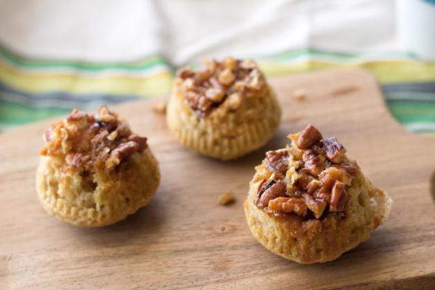 Sticky Bun Muffins Image