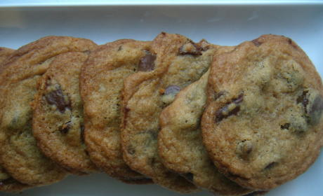 Chocolate Chip Cookies: A Sea Salt Twist
