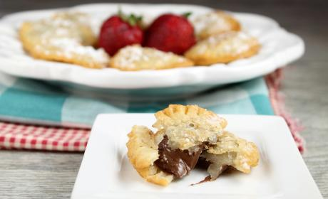 Fried Nutella Hand Pies Recipe