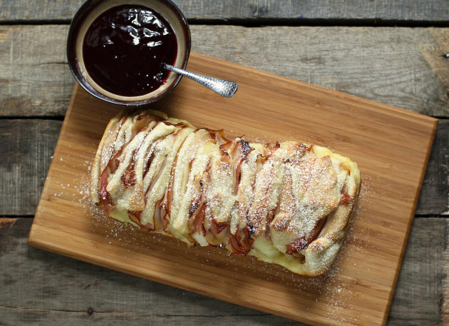 Monte Cristo Bread Photo