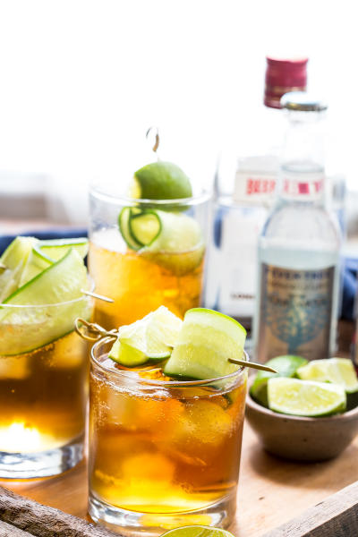Pimm's and Tonic Pic