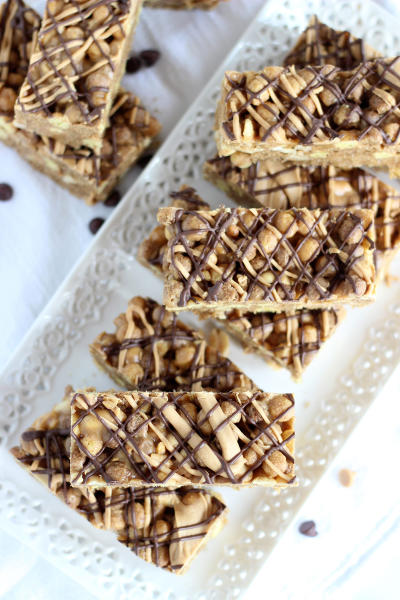 Reese's Puffs Cereal Bars Pic