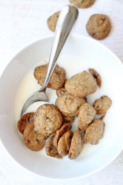 Homemade Cookie Crisp Picture