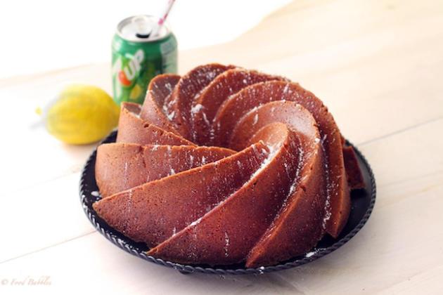 7Up Cake Photo