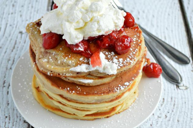 19 Pancake Recipes That are Great for Your Griddle