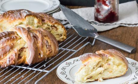Cranberry Breakfast Bread Recipe