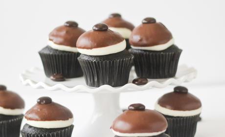 Junior Mint Cupcakes Recipe