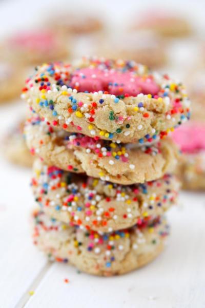 Animal Cracker Sugar Cookies Picture