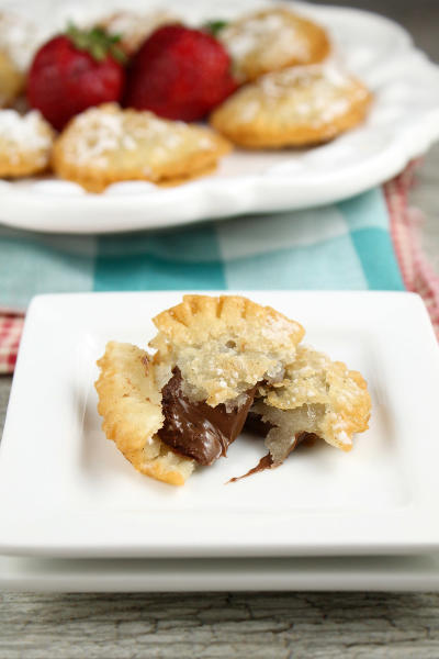 Fried Nutella Hand Pies Picture
