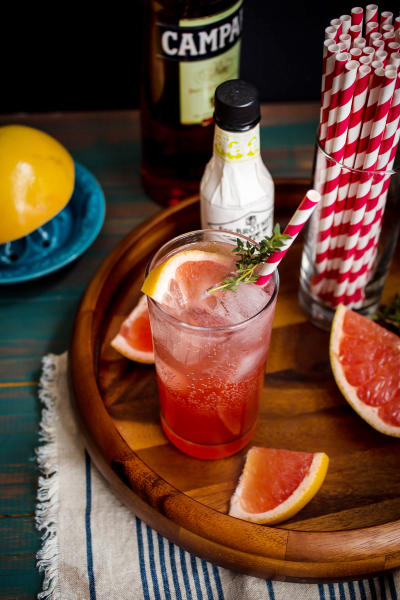 Blushing Grapefruit Collins Picture