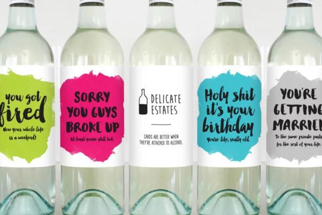 12 Wine Bottle Labels That Tell It Like It is