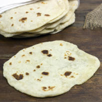 Homemade Tortillas Recipe