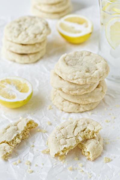 Meyer Lemon Cookies Picture