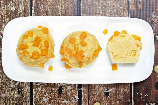 Mango Coconut Pudding Photo