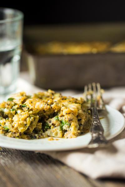 Spinach Artichoke Quinoa Casserole Image