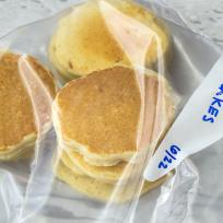 How to Freeze Pancakes Recipe