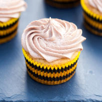 Banana Nutella Cupcakes Recipe
