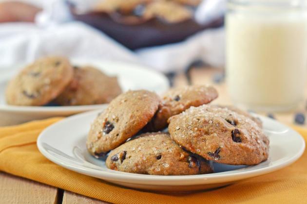 Sweet Potato Cookies Photo