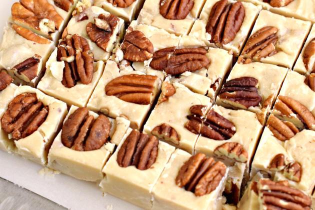 Butter Pecan Fudge Photo