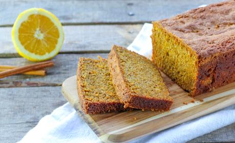 Spicy Butternut Squash Bread