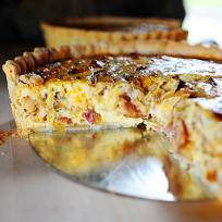 Pioneer Woman Quiche Recipe