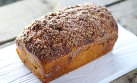 Triple Cinnamon Swirl Bread Recipe