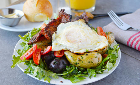 Breakfast Salad Recipe