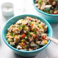 Quinoa Chicken Salad Recipe