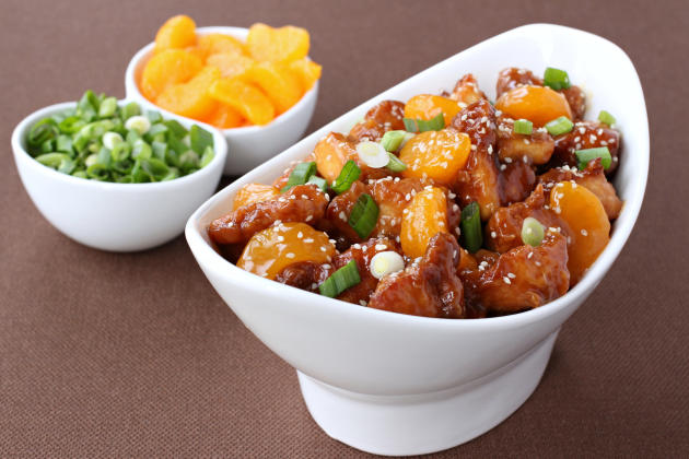 Mandarin Orange Chicken Photo