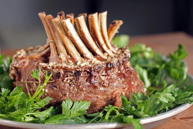 Crown Roast of Lamb Image