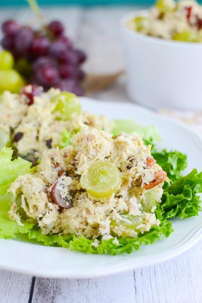 Paleo Chicken Salad Image