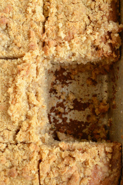 Brown Butter Banana Coffee Cake Picture