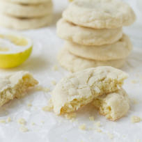 Meyer Lemon Cookies Recipe