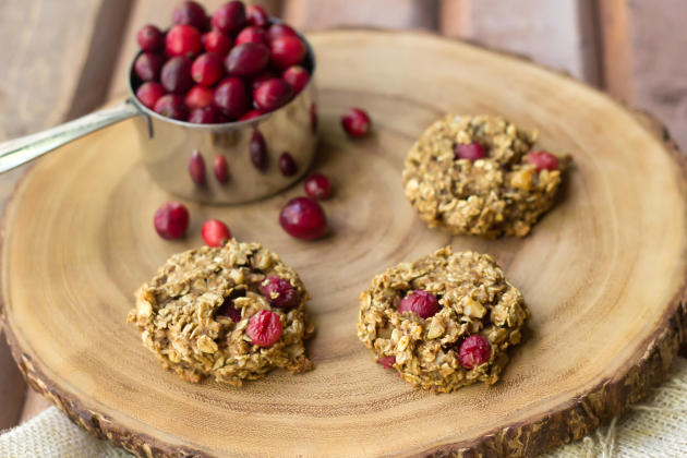Cranberry Breakfast Cookies Photo