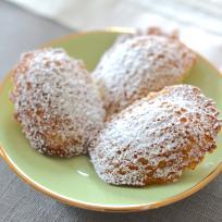 Meyer Lemon Madeleines Recipe