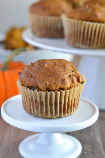 Gluten Free Pumpkin Muffins Pic
