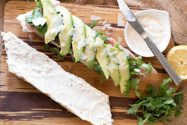 Rocket Sandwich Photo