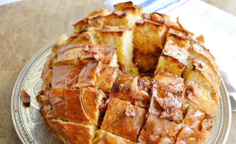 Maple Bacon Pull Apart Bread Recipe