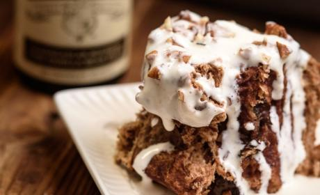 Chocolate Pecan Cinnamon Rolls Recipe
