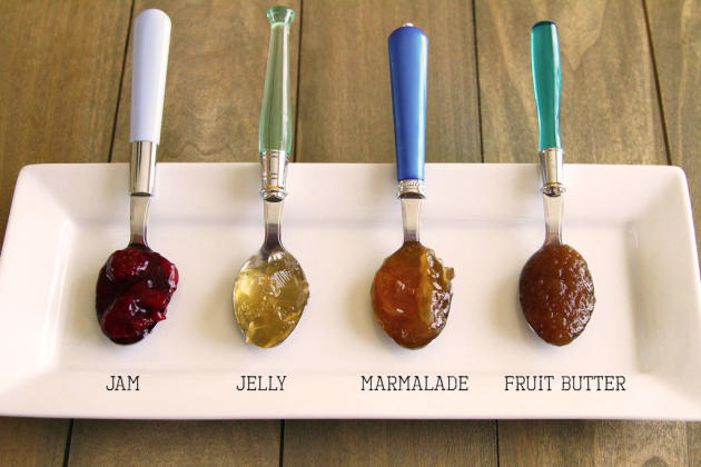 Canning q a differences between jam vs jelly marmalade and preserves food fanatic - Advice making jam preserving better ...
