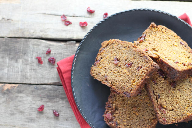 Sweet Potato Quick Bread Picture