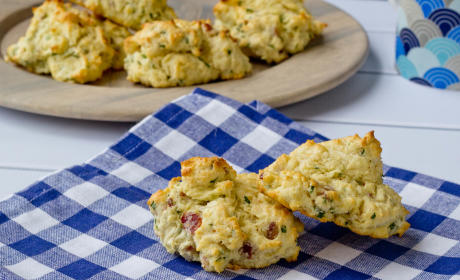 Bacon Chive Biscuits Recipe
