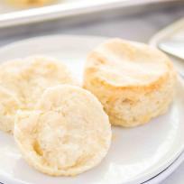 Gluten Free Biscuits Recipe